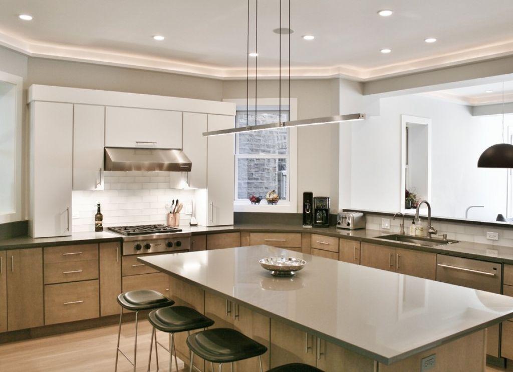 Andersonville Kitchen & Bath - Silestone Cemento - Cocina americana