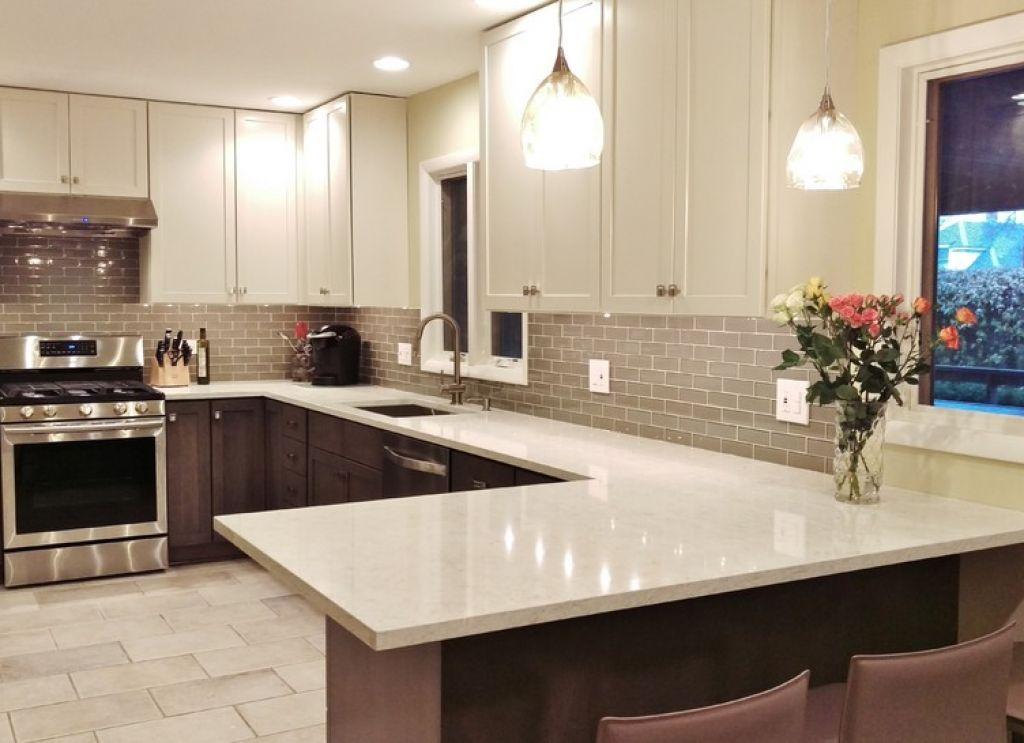 Andersonville Kitchen & Bath - Silestone Lusso - Cocina moderna
