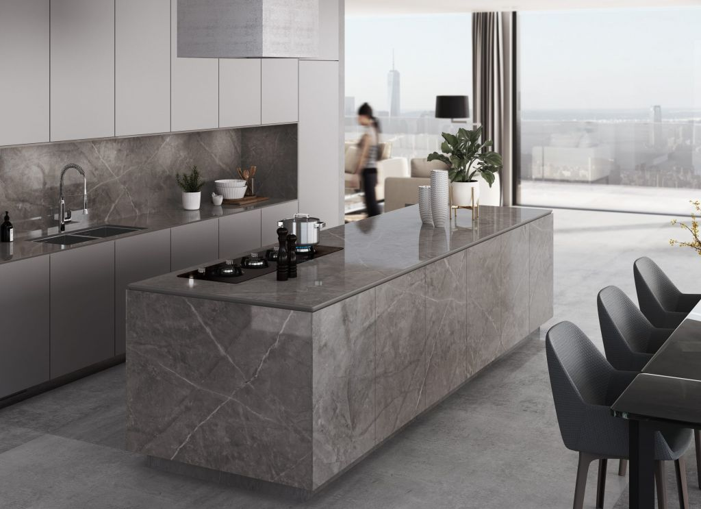 Dekton Kitchen - Korso
