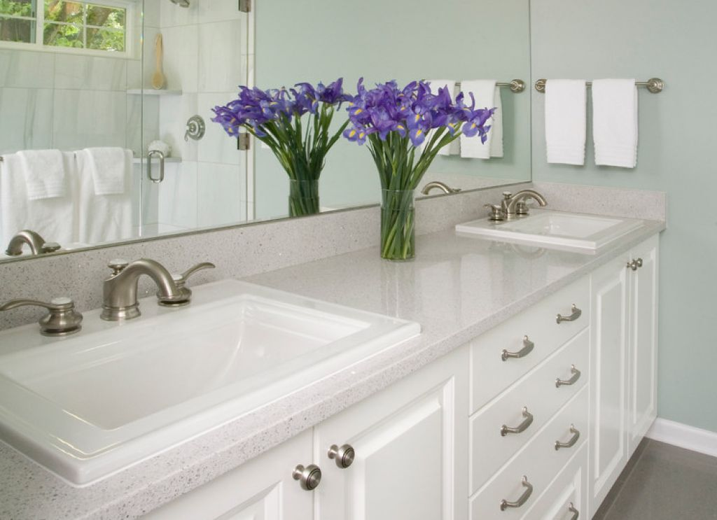 Riddle Construction and Design - Traditional Bathroom