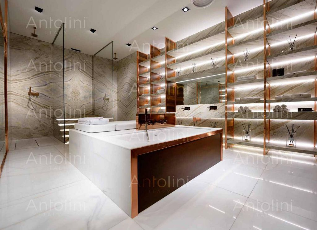 Antolini Special Project - Bathroom