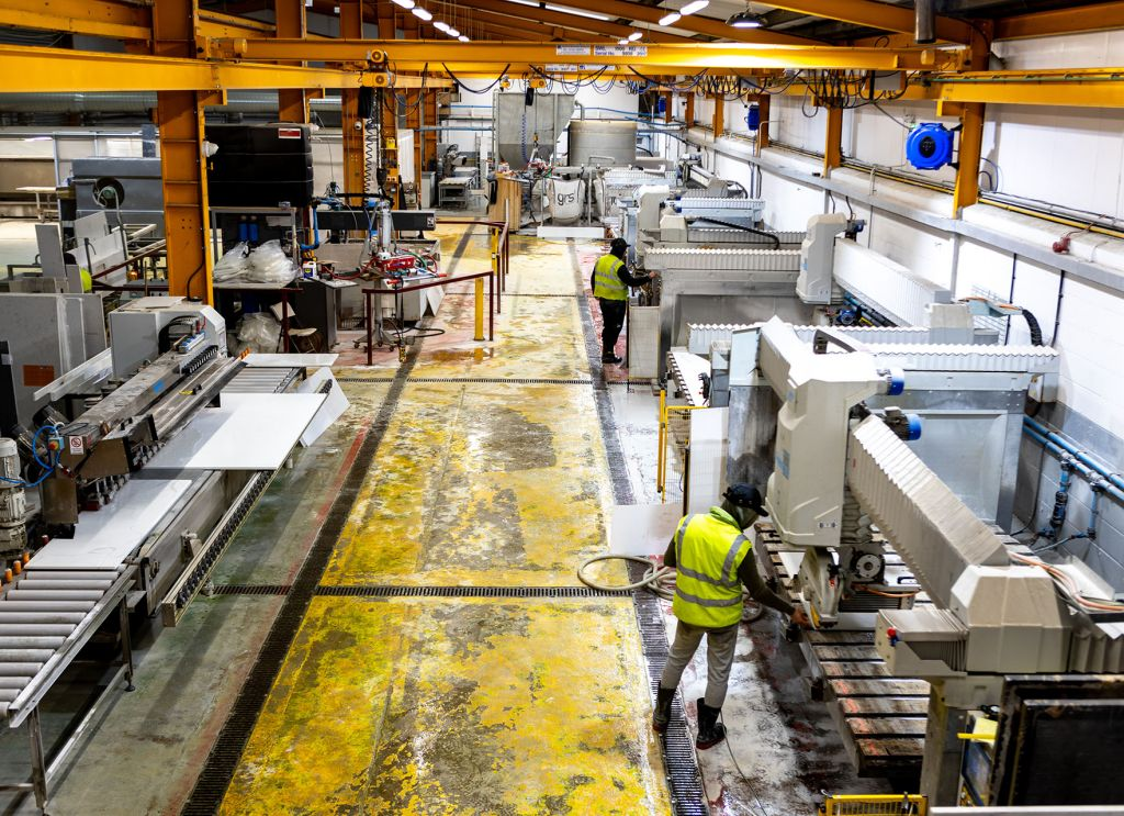 Yes Granite Production Area